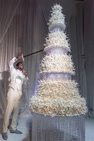 Keyshia Kaoir Gucci Manes Cake At Wedding 75000 Dessert