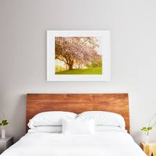 And you can change it up seasonally just like a fireplace. Best Art Size For Above A Queen Bed