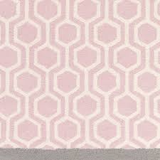 crosier gray pink area rug close