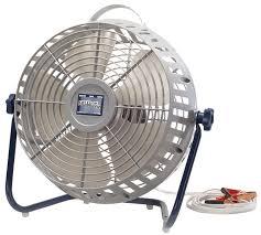 12 inch 12 volt dc circulating fan rv off grid