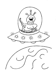 Small Picture Aliens Coloring Pages chuckbuttcom