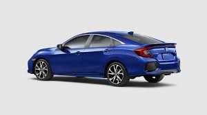 2017 Honda Civic Si Coupe and Si Sedan pack turbocharged 205HP ...
