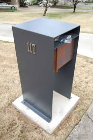 Modern Mailbox Designs Image Result For Ranch Mailbox Designs In 2019 Modern