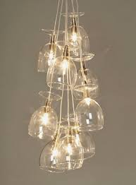 glass lighting fixtures. wine glass light fitting lighting fixtures e