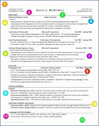 5 Good Resume Look Like - Best Templates - Best Templates