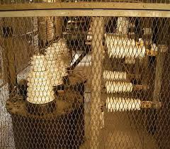 faraday cages in power plant