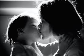 do you kiss your children on the lips