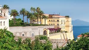 Albergo Sapori Hotel Sorrento 5 Stars Italy Hotel A Seiano Sorrento Gran