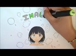 Dessin Petite Fille Manga Facile Et Simple Imagine Youtube
