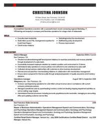 A Perfect Resume Example Inspiration Resume Template Perfect Resume Examples Sample Resume Template