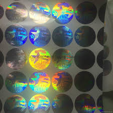 - Silver Hologram Ga China Back Manufacturer Id Overlay Sticker