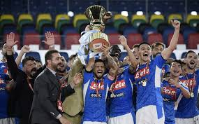 Juventus is hoping it's the first trophy of a triple. Video Napoli Vs Juventus Coppa Italia Final Highlights