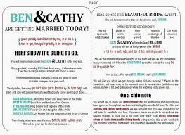 Printable Wedding Program Templates Free Printable Wedding Program Templates You Ll Love For Free