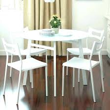 dining room table white round dining table dining room black living round dining table white chairs