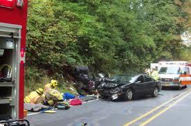 Highway 18 crash driver critical   News   thenewsguard.com