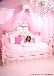 Full Size Princess Canopy Bed