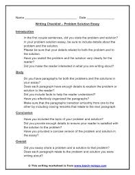 problem solution essay ideas co problem solution essay ideas