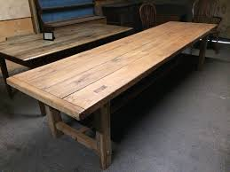 antique french oak dining table and chairs. antique tables uk french farmhouse refectory bench laura ashley bench: full size oak dining table and chairs