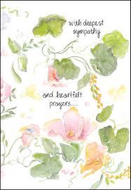 Comfort Sympathy Card S4224