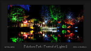 Festival Of Lights New Plymouth Nz Festival Of Lights Pukekura Park New Plymouth Nz