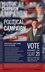 Political Event Flyer Election Flyer Templates Political And Mailer Pamphlet Template