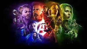 Avengers Infinity War Poster 4k ...