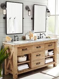 Bathroom Sink With Cabinet 75 Modern Rustic Ideas And Designs Bathroom Ideas Rustic
