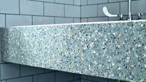 resin as recycled glass diy countertop crushed countertops misc crushed glass contemporary bathroom diy countertop recycled concrete countertops