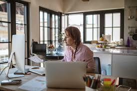 work from home remote work is still
