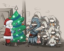 Merry Assassin Christmas by Fuugen on DeviantArt