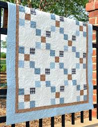 Easy To Make Baby Quilts – co-nnect.me & A Sweet Baby Boy Quilt Could Use The Camo For The White And Easy To Make ... Adamdwight.com