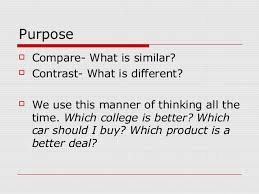 essay structure essay structure comparison or contrast essays 2