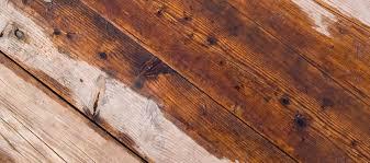 repair hardwood floor water damage