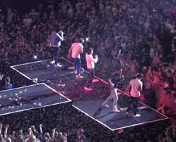 concert madison square garden. One Direction Perform At Madison Square Garden Concert N