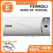 Ferroli VERDI SE 15 Lít – Bình Nóng Lạnh Gián Tiếp – SI 15L - Máy nước nóng