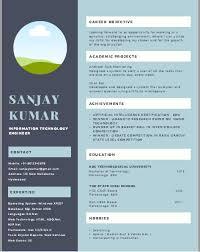 Resume Format /cv Format Freshers. Resume Sample Templates