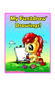 for your book of fun2draw drawings a book cover