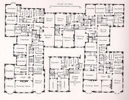 The Devoted Classicist Kissingers At River House  Floor Plans Estate Home Floor Plans