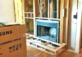 convert wood burning fireplace to gas logs home projects wood burning fireplace to gas insert conversion