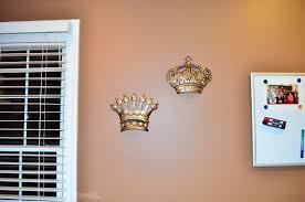 kirkland s crown wall decor