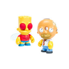 Simpsons Treehouse Of Horror Blind Box  BlindBoxesSimpsons Treehouse Of Horror Kidrobot
