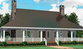 18 wonderful home plans with porch
