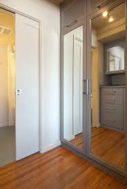 Decorating door solutions pictures : 5 Creative Solutions for Small Bathrooms | Hammer & Hand
