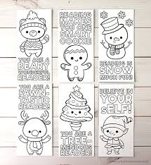 Our free bookmark templates can save the day and your pages! Free Printable Christmas Bookmarks Artsy Fartsy Mama