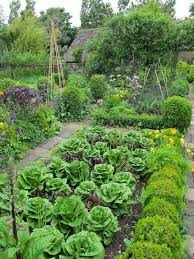 Small Picture The Best Of French Potager Garden Design Regarding Best Garden Decor