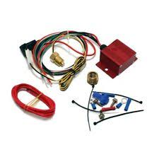 electric fan wiring kit red adjustable electric cooling fan controller wiring harness kit 150 240 degree