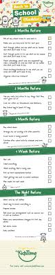 School Checklist Be Ready For Back To School With This Handy Free Checklist