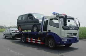 China Professional Supply Isuzu Street Rescue Flat-Bed Tow Truck for ...