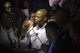 Eric Adams wins Democratic primary in ...
