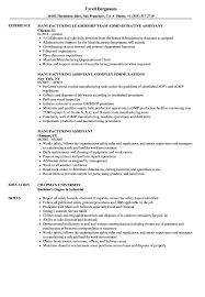 skills to put on resume for administrative assistant manufacturing assistant resume samples velvet jobs